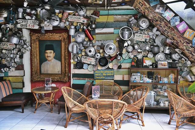 2.Calanthe Art Café – 13 States Coffee, Melaka (Jonker Street)