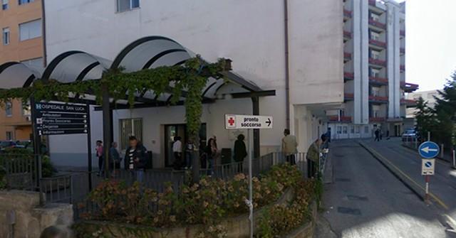 Ospedale San Luca Vallo della Lucania (SA)