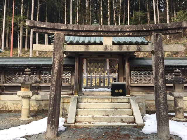 Mausolée de Tokugawa