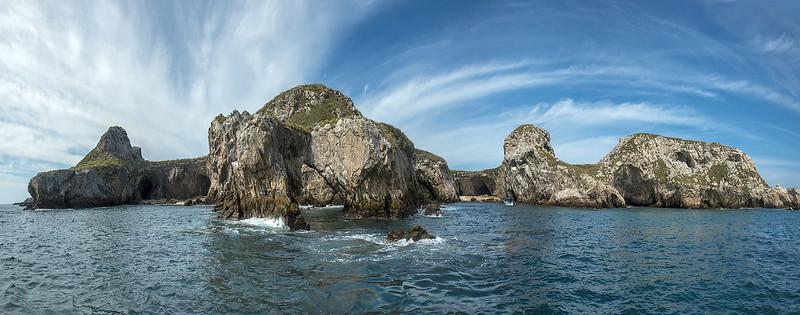 Marieta Island snorkling spot