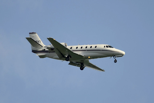 CS-DXT Cessna 560XL Citation Excel