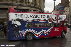 AEC Routemaster - KGJ 118A - RM 1398 - TheClassicTour.com - London 2017 - Steven Gray - IMG_8792