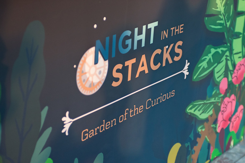 Night in the Stacks 2017