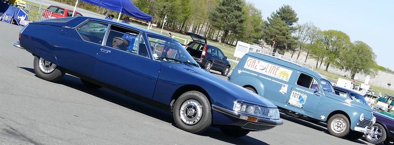 Citroen SM Maserati - Autodrome Linas Montlhéry Avril 2017 33899478376_791de72b93_c
