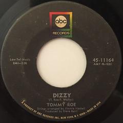 TOMMY ROW:DIZZY(LABEL SIDE-A)