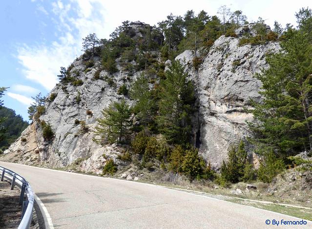 La vall de Lord -09- Coll de Port -03- Agulla del Coll del Port-01- General (15-05-2017)