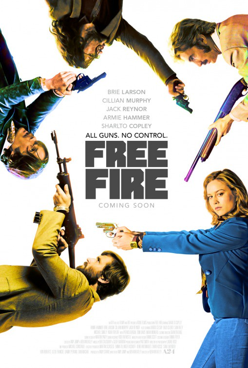 film reviews February - free fire