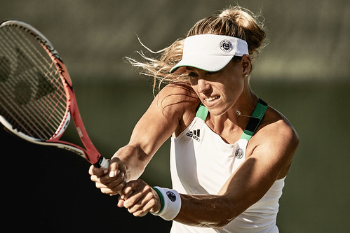 Angelique Kerber Roland Garros 2017 outfit | by tennis buzz