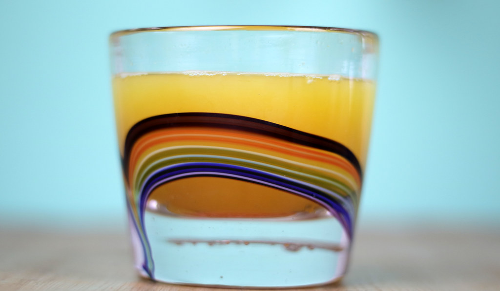 Rainbow Glass Uncommon Goods