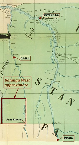B. 1894 map of TL2 region