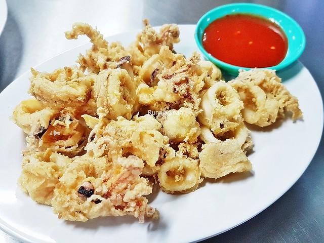 Sotong Goreng / Fried Squid