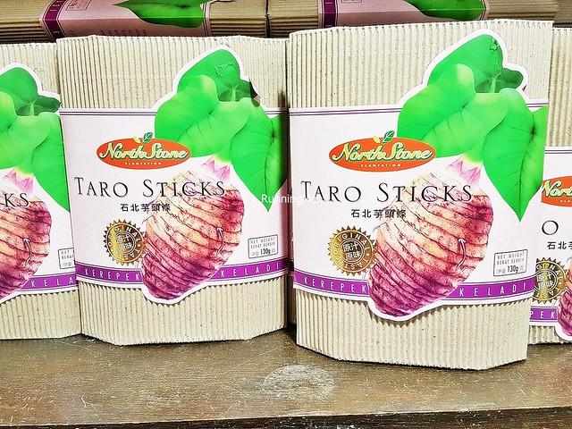 Snack Chips Yam Taro