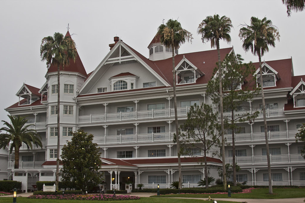 Grand Floridian Hotel Phone Number