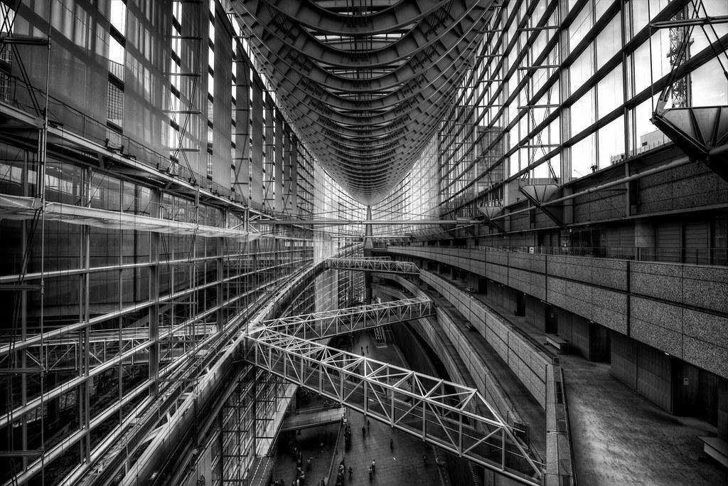 Tokyo International Forum - Architizer