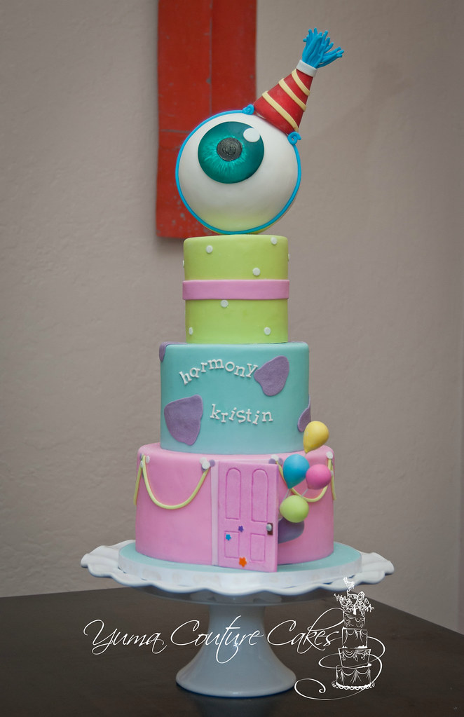 monster 39 s inc cake jamie hoffman flickr
