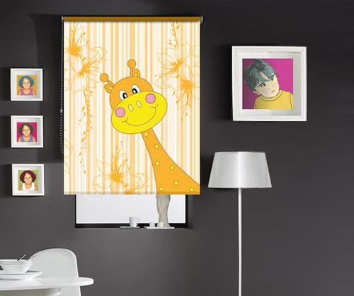 Estores decorar paredes decorar habitaciones decorac - Decoracion interiores infantil ...