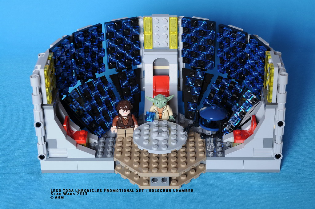 Image gallery lego holocron for Chambre lego