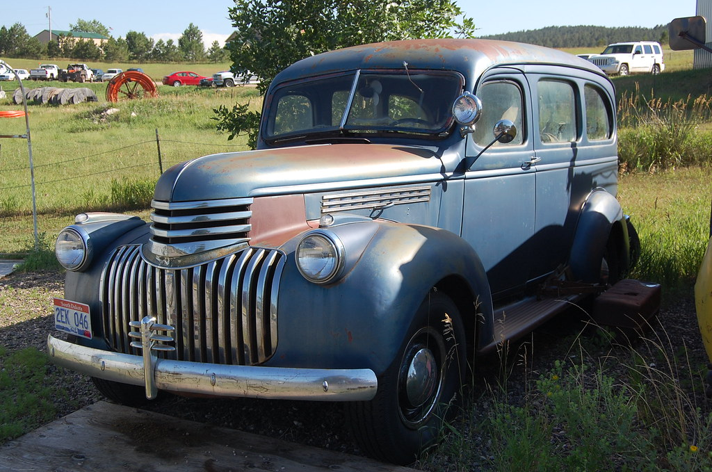 Super rare 1946 Chevy Suburban | Was bought by a airport ...