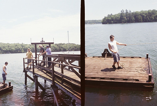 Maine Through A Golden Half Camera 3 | by CieraHolzenthal