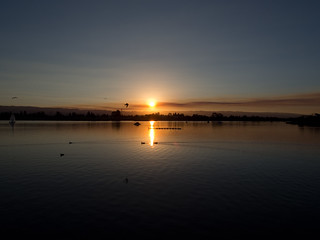 Sunset @Shoreline Park | by Yuxuan.fishy.Wang