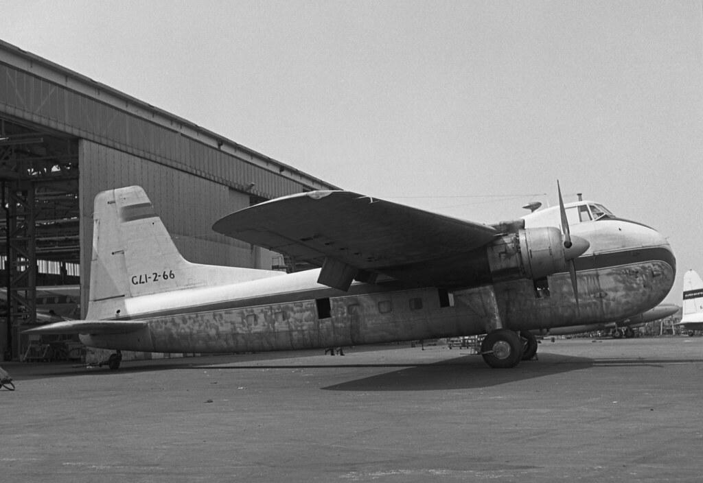 Bristol 170 Freighter 31 G-41-2-66, Aviation Traders (ex-A ...