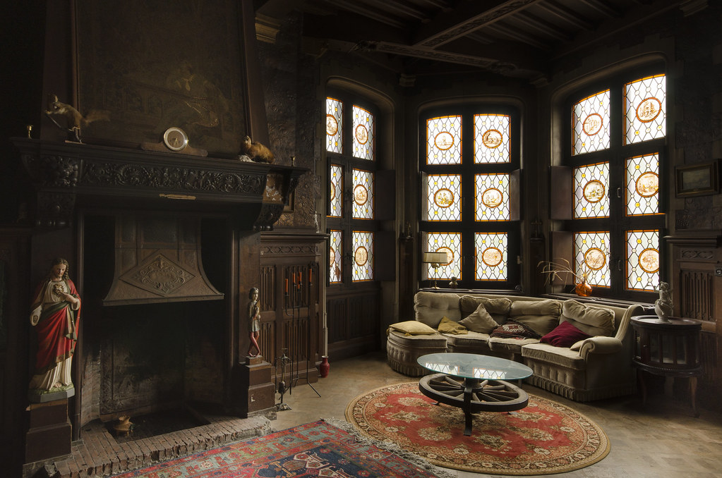 The Magic Room Www Ksilencio Com Old Manor House J Martu