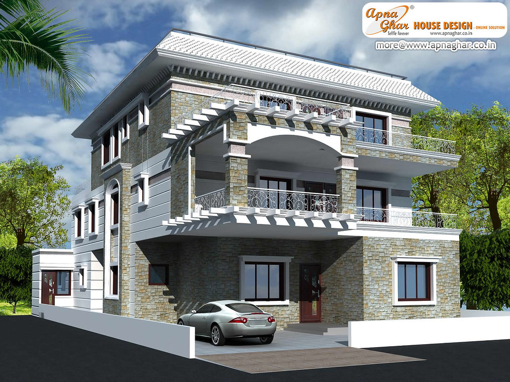 Modern bungalow house design modern bungalow house for Modern bungalow elevation