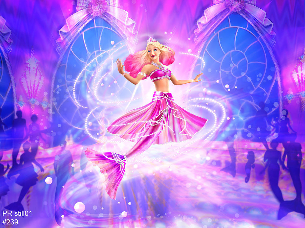 barbie the pearl princess official stills if you read