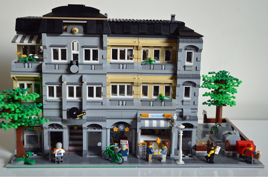 My First Lego Modular Moc My First Lego Modular Moc