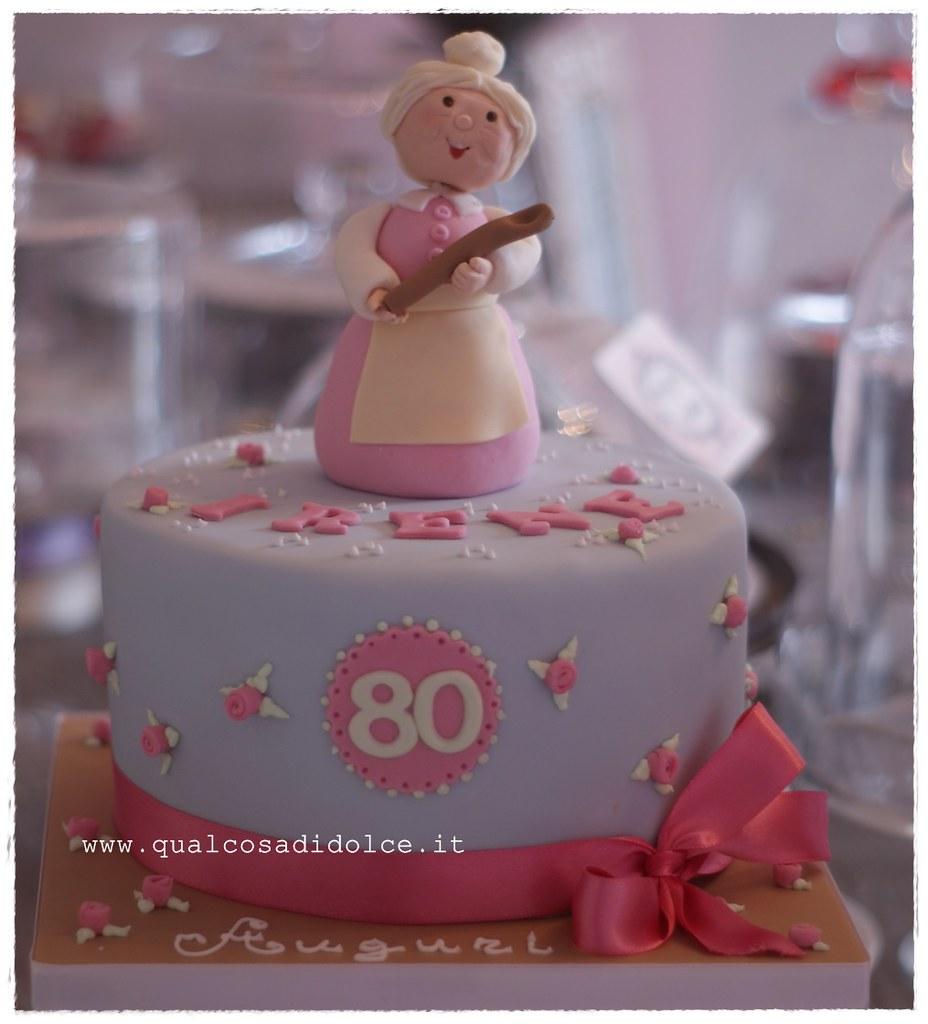 Granny Birthday Cake