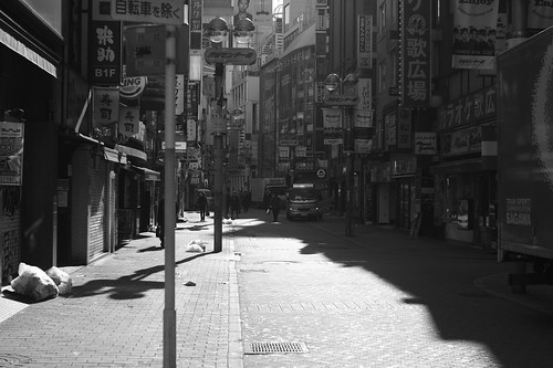 Shibuya morning