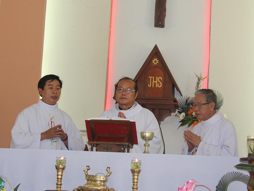 Lễ thánh Giuse, bổn mạng giáo xứ Đa lộc