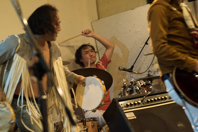 THE ELECTRIC EEL live at Golden Egg, Tokyo, 19 Mar 2017 -00130