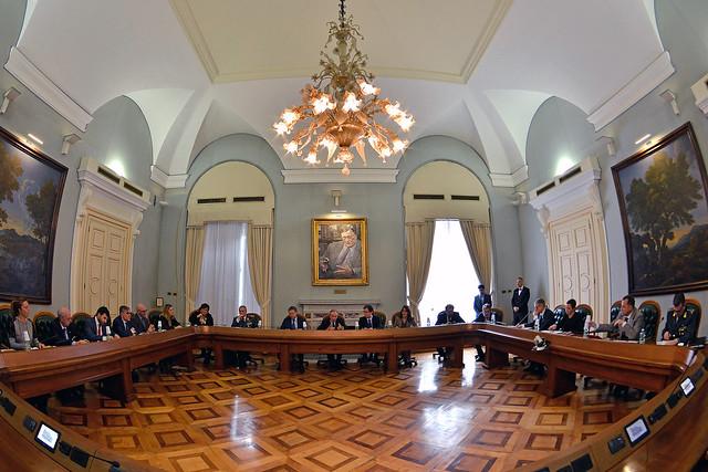 Prima riunione della Commissione consultiva per il contrasto all'evasione, all'elusione e alle frodi fiscali