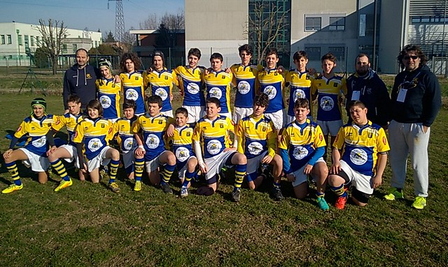 UNDER 14 - Stagione 2016/17 - Superchallenge Mogliano