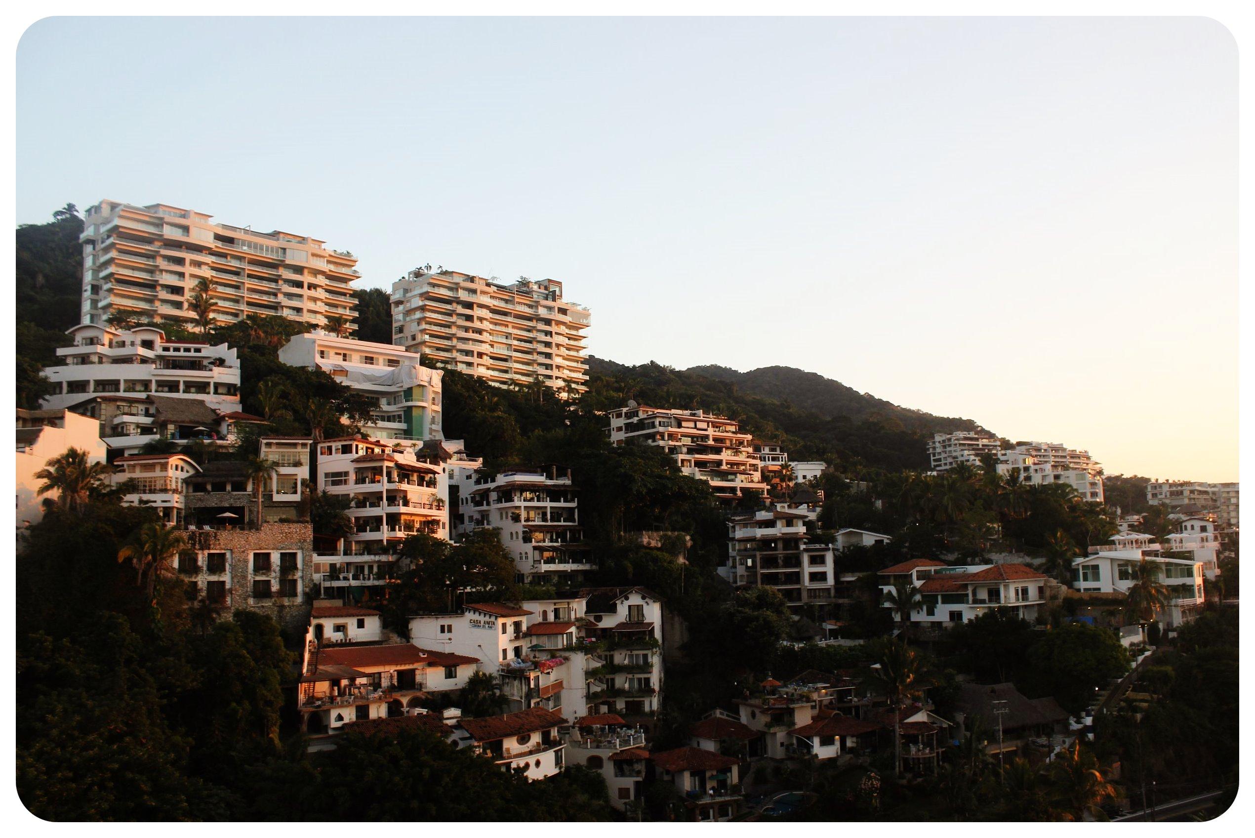 puerto Vallarta hills
