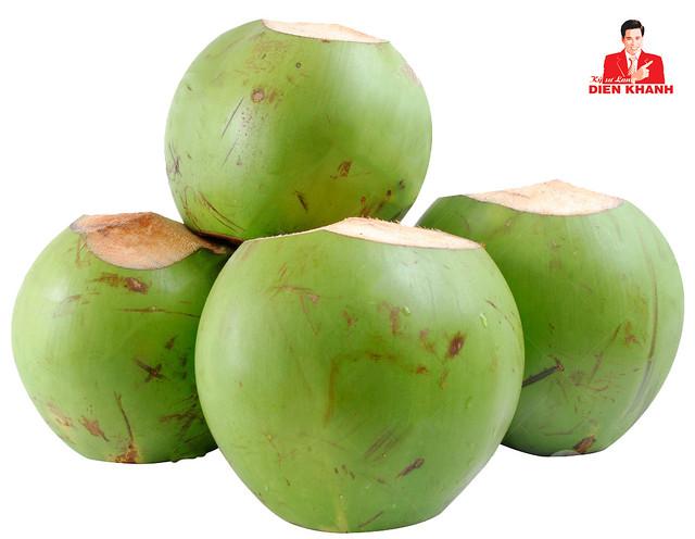 Trái Dừa Tươi