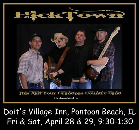 HickTown 4-28, 4-29-17