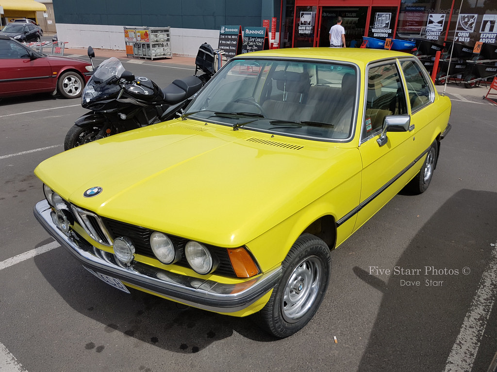 1975 bmw 320 coupe a rare 1975 bmw 320 coupe that was park flickr. Black Bedroom Furniture Sets. Home Design Ideas
