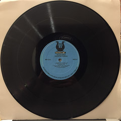 HOUSTON PERSON:WILD FLOWER(RECORD SIDE-A)