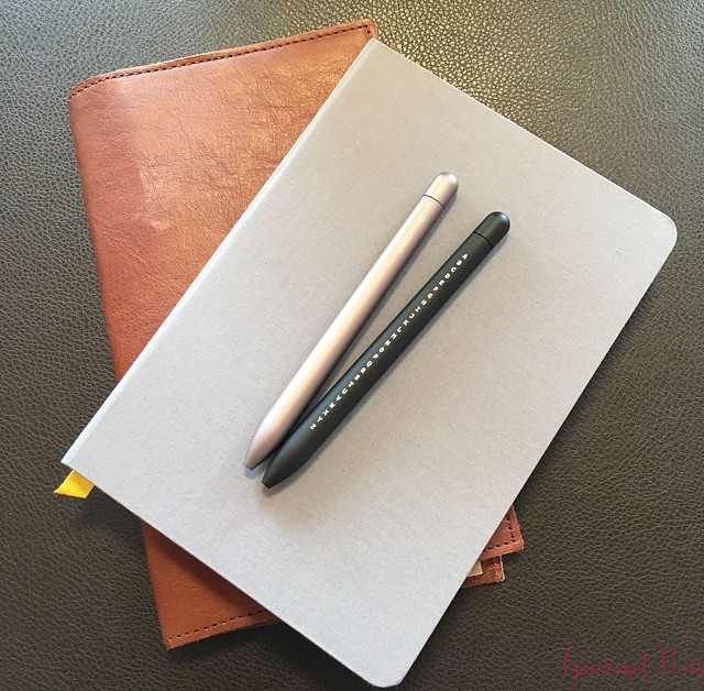 Review @BaronFig Confidant Notebook & Squire Rollerball Pens 22