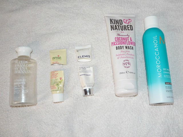April's Beauty Empties