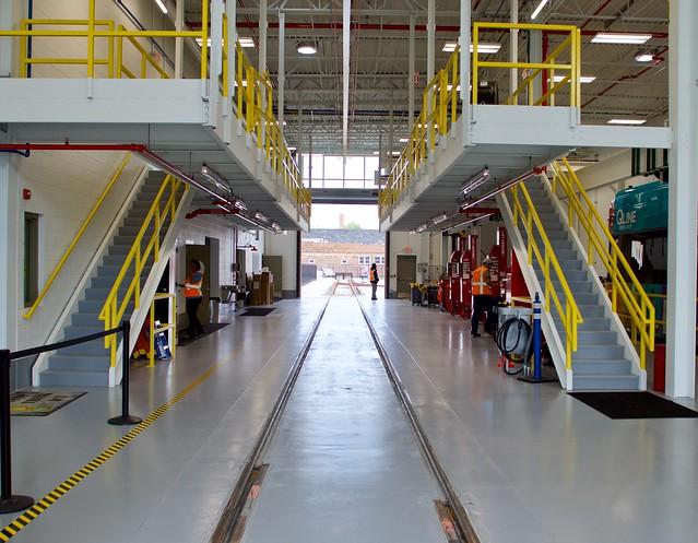 QLine Detroit M1 Rail, Campus Martius