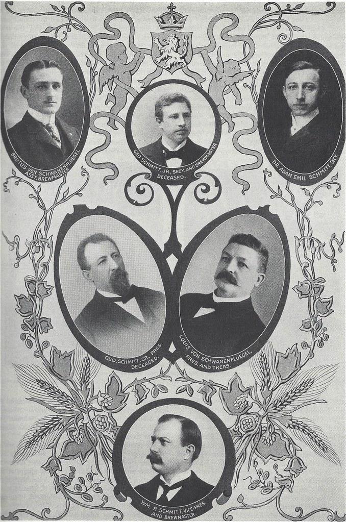 Schmitt-and-Schwanenfluegel