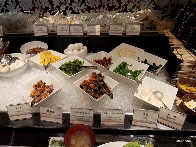 rice porridge condiments