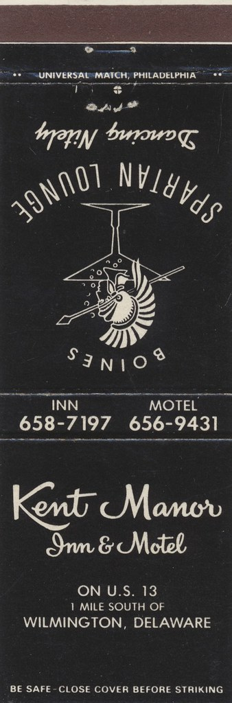 Kent Manor Inn & Motel - Wilmington, Delaware