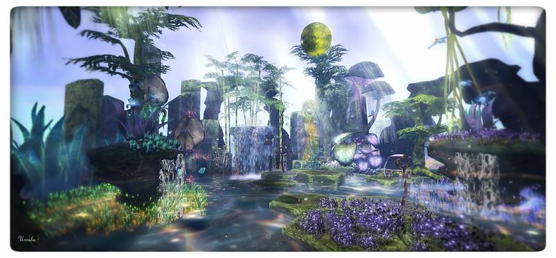 The Garden Of Virtual Eden