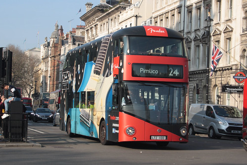 Metroline LT100 LTZ1100