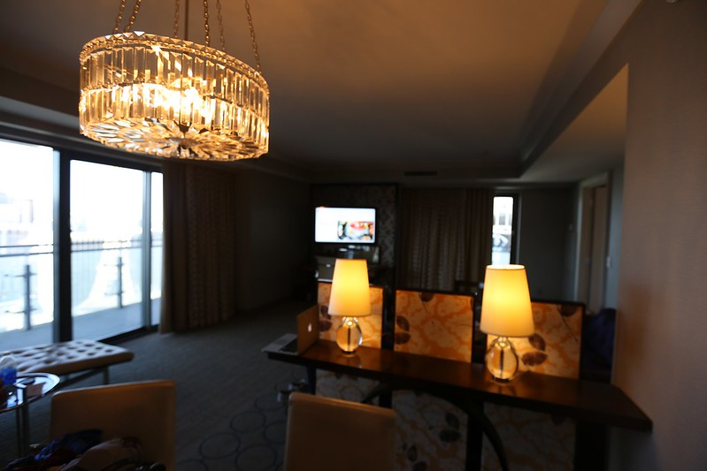Cosmopolitan Las Vegas Wrap Around Suite 28