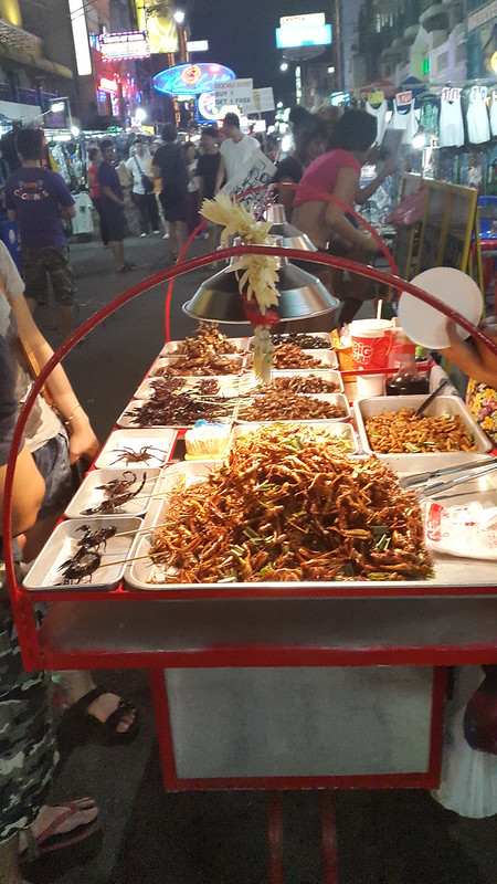 Khao San Road Food, Bangkok Thailand